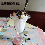 Sunsweet Plum Perfect Sundaes ~ A Healthy Snack for the Whole Family!