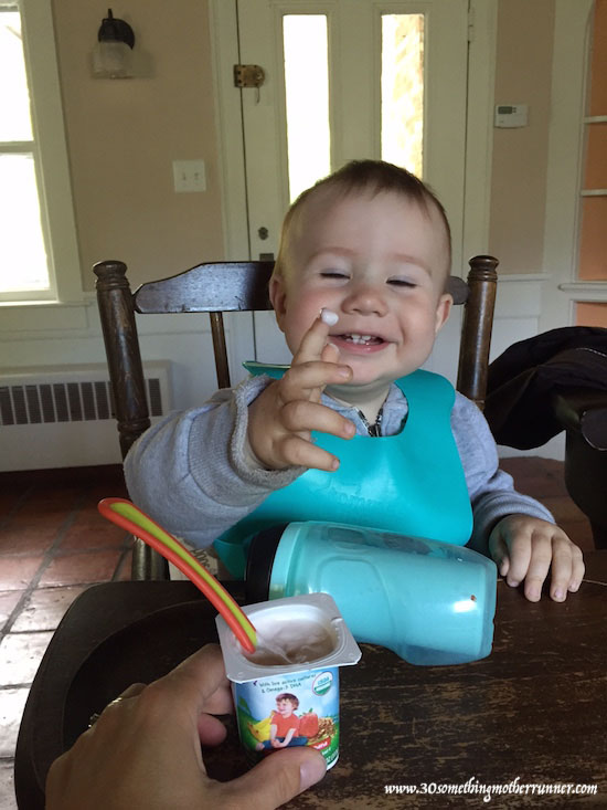 Stonyfield Yotoddler And A Tommee Tippee Giveaway