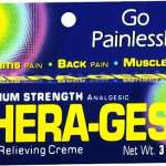 Thera-Gesic for Your Sore Runner Muscles (and a SUPER AWESOME Giveaway!)
