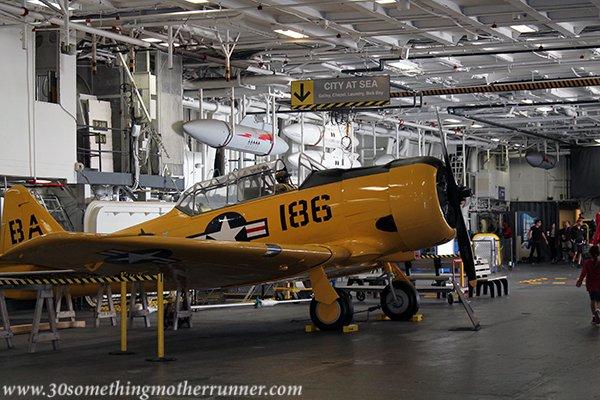 Aircraft Main Floor USS Midway