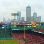 A Family Tour at Fenway Park and Some Great BBQ