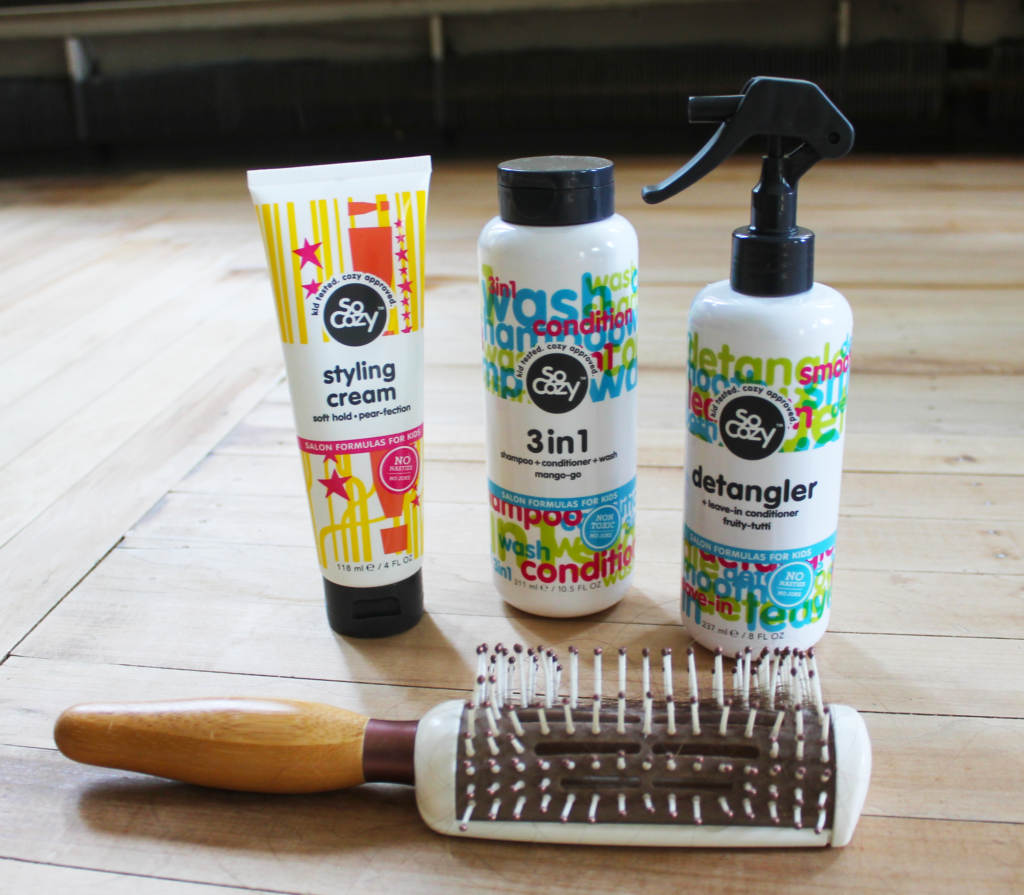 so-cozy-hair-products-with-brush