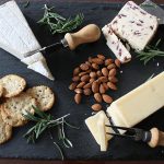 Holiday Cheese Plate Feature
