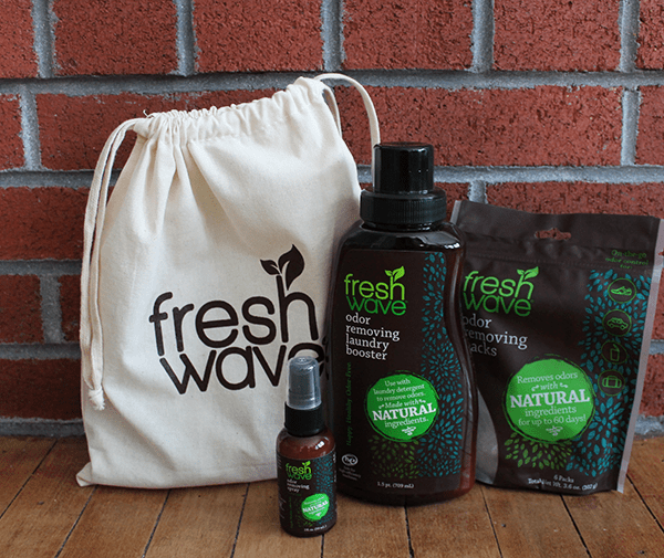 Fresh Wave Athlete's Kit (You Can Win Your Own!)