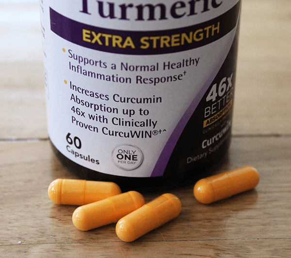 Get the Health Benefits of Turmeric with Natrol Extra Strength Turmeric