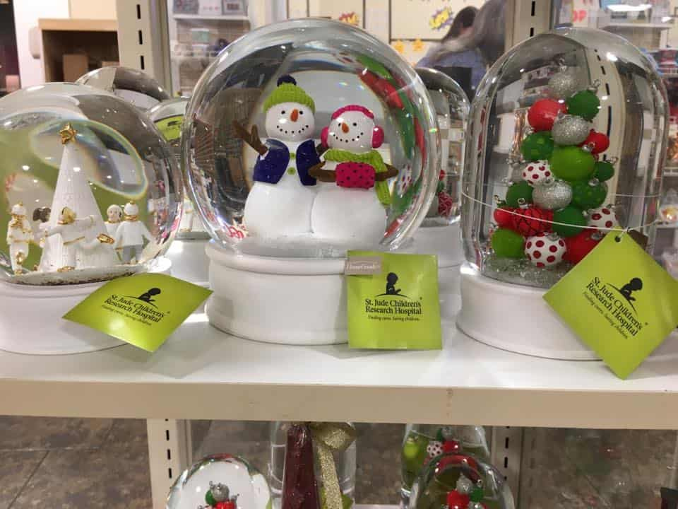 St. Jude Snow Globes Home Goods