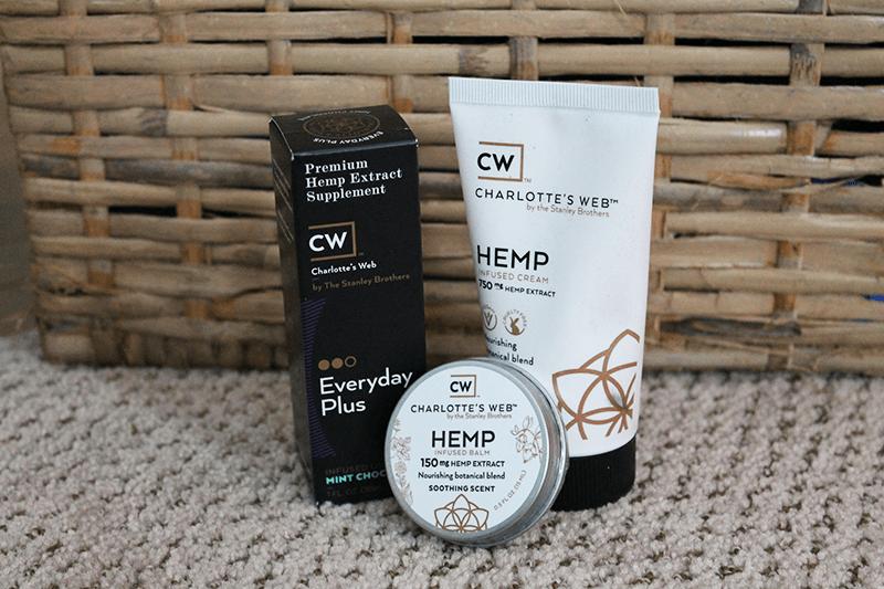 CW Hemp Infused Skincare