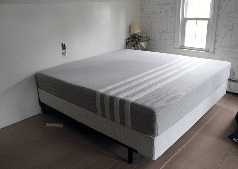 Leesa King-Size Mattress with Duvet