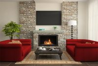 Should You Mount a TV Over the Fireplace? Pros & Cons - 30 ...