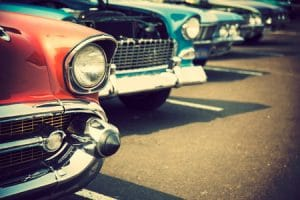 We buy cars like these classics in Canoga Park.