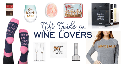 Gifts for Wine Lovers by 312food