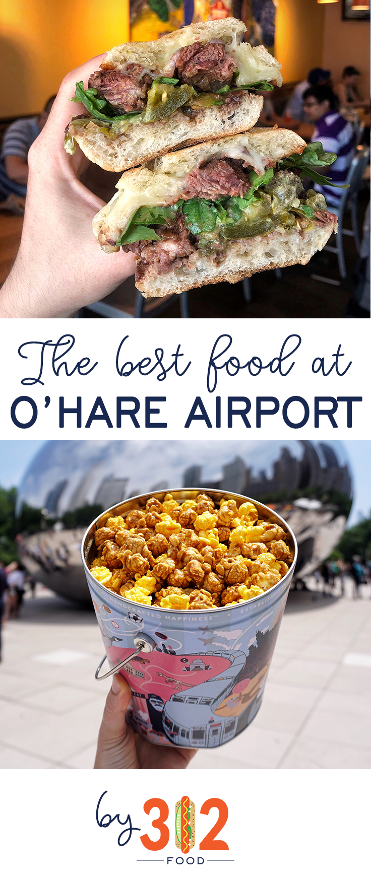 The Best O\'Hare Airport Food (ORD)