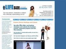 Life Size Custom Stand Ups