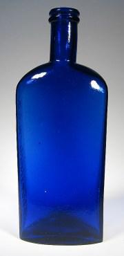 antique vintage english cobalt