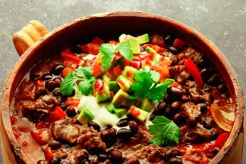 A Family Favorite: Slow Cooker Turkey Chili