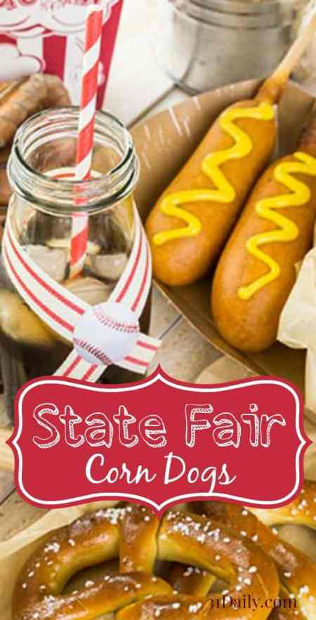 State Fair Corn Dogs by Renowned Seattle Chef | 31Daily.com