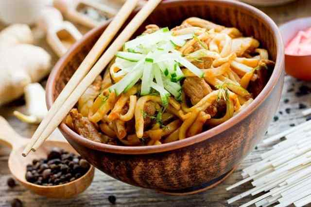 Easy Cold Peanut Sesame Noodles: A Classic Takeout Favorite