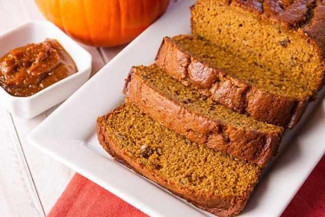 Classic Flavors of Fall: A Favorite Pumpkin Bread