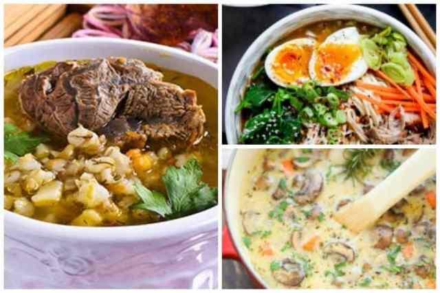 Comfort Food Classics: Warming Soups