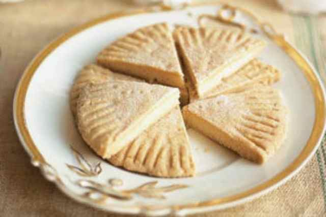 A Classic Scottish Shortbread