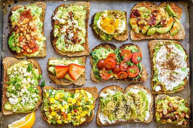 Healthy Toast Ideas and Why Skipping Breakfast is a Really Bad Idea
