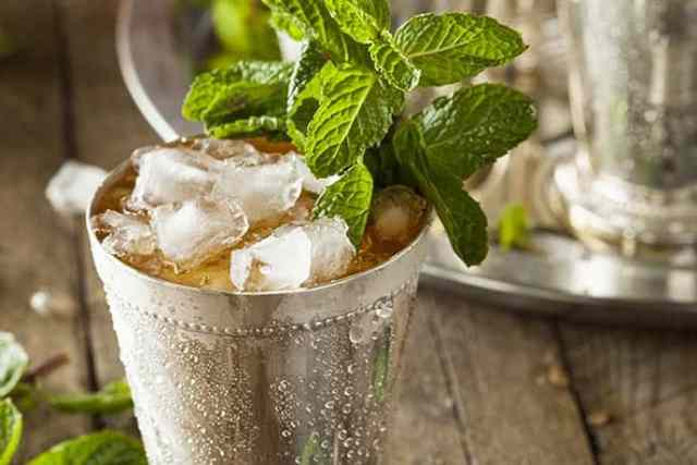 A Non-Alcoholic Mint Julep Everyone Can Enjoy at the Kentucky Derby