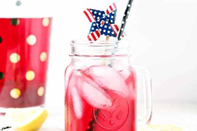 Refreshing Patriotic Beverages the Whole Family Will Love