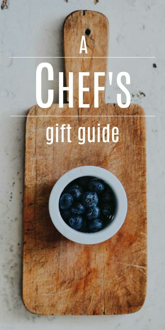 Chefs Best Gifts | Christmas Gift Guide | 31Daily.com