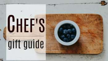 best gifts for the chef christmas gift guide - Best Gift For A Chef