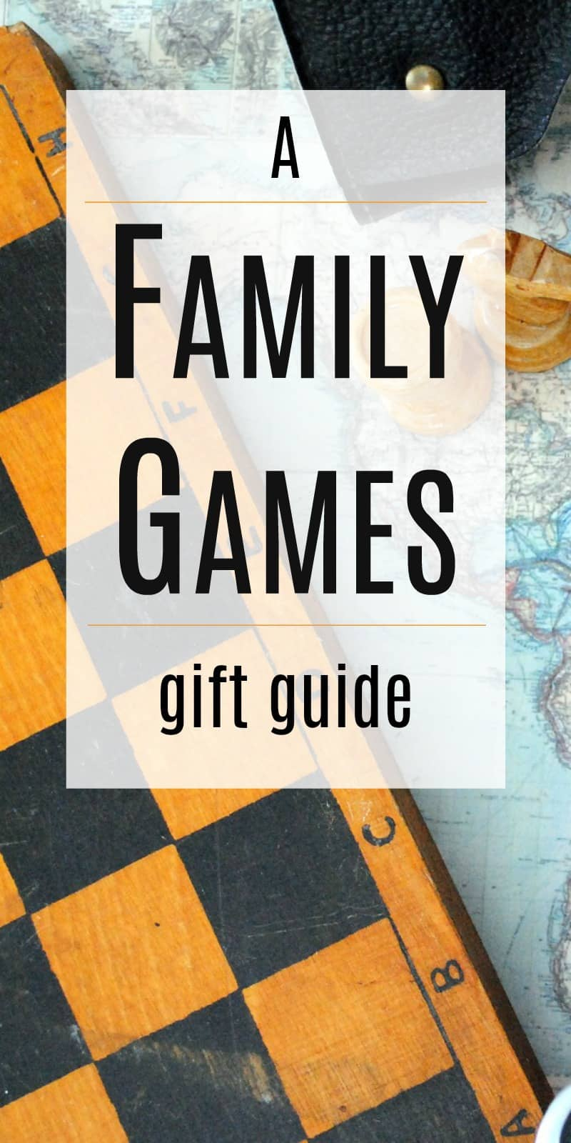 best family games christmas