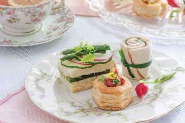 Easy Make Ahead Tea Sandwiches for Your Next Tea Party | 31Daily.com