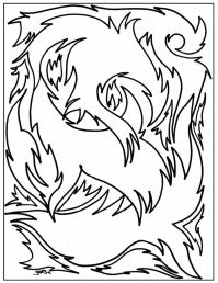 Advanced Coloring Pages 3 | Coloring Pages To Print