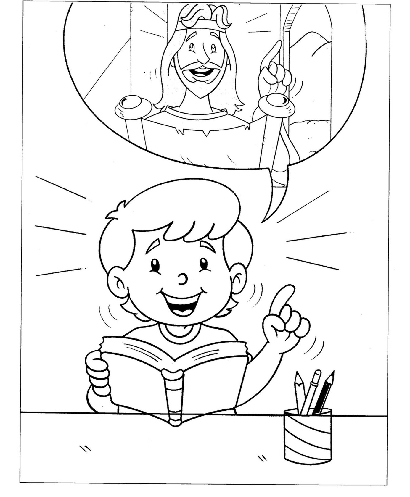 free printable coloring pages christian 2015