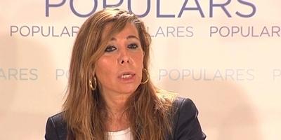 Sánchez-Camacho, al Congrés del PP del Baix Llobregat.