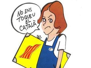 La Norma, amb el nou lema difós per Mascarell a Twitter