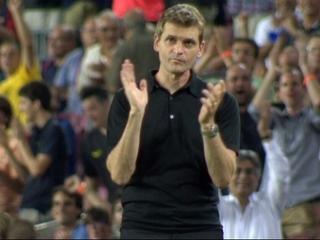 Ha estat el debut ideal per a Tito Vilanova, espectacle i victòria.