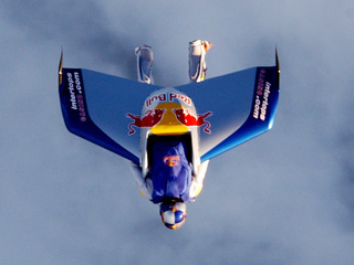L'austríac Felix Baumgartner, esportista d'alt risc (Foto: Reuters)