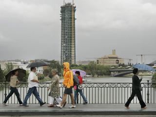 La pluja ha entrat per Andalusia i anirà pujant pel front Mediterrani.
