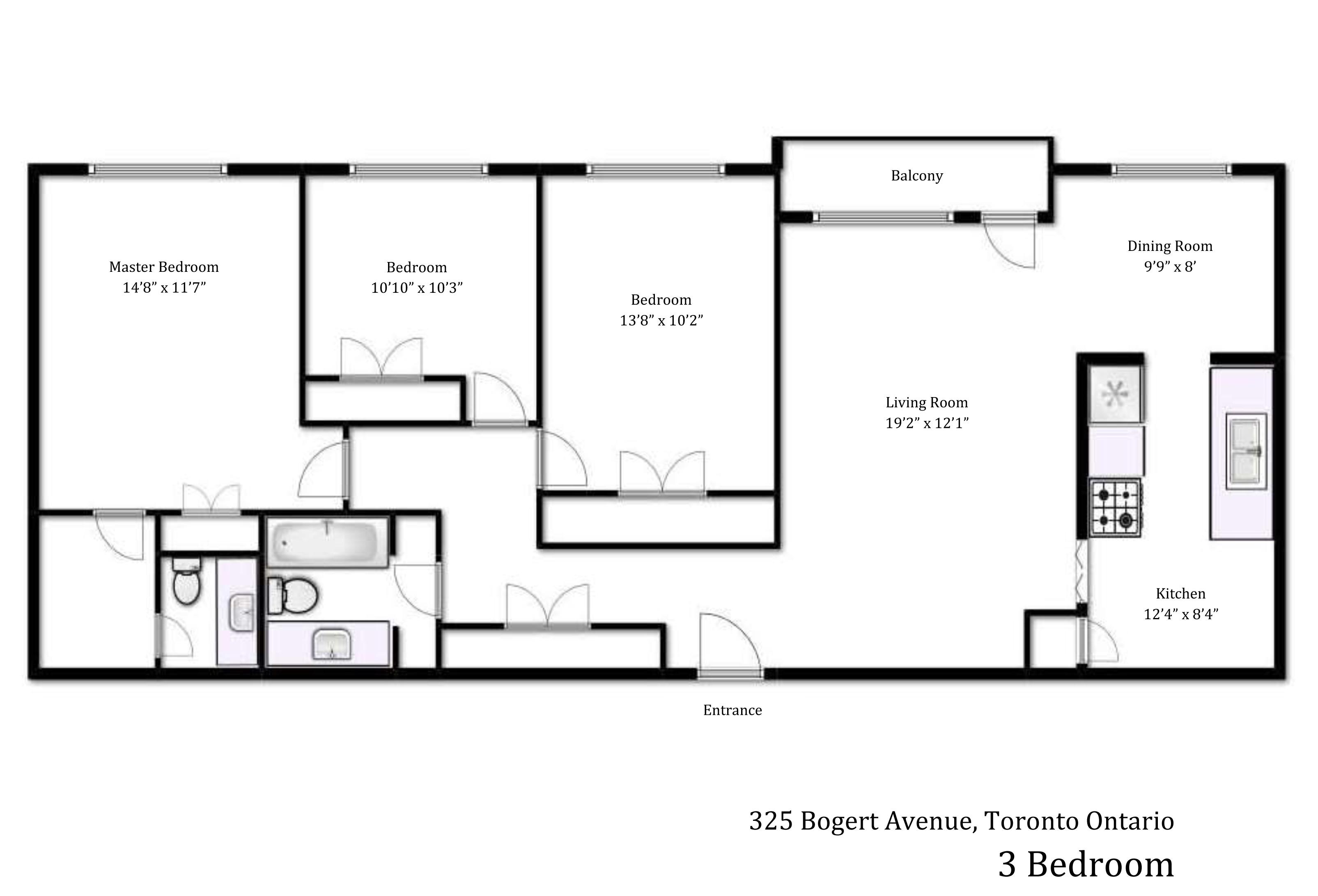 24 Best 3 Bedroom Floorplans