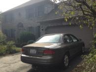 Auto und Haus