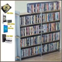 CD DVD Storage Rack 700CD 350DVD CD DVD Storage Rack 700CD