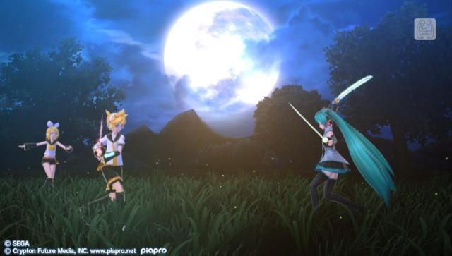 Hatsune Miku Project Diva F2nd
