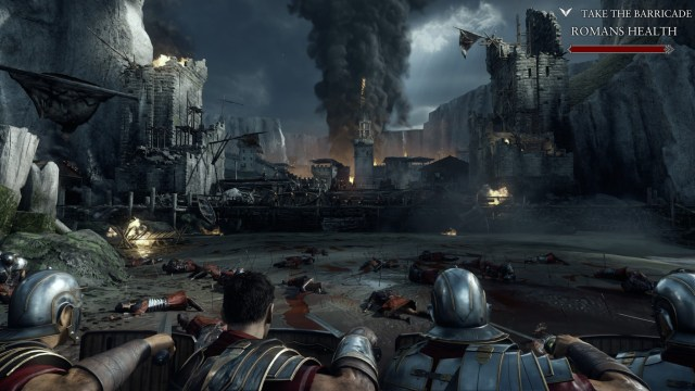 Ryse: Son of Rome infantry