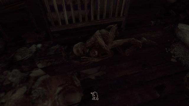 Singularity corpse