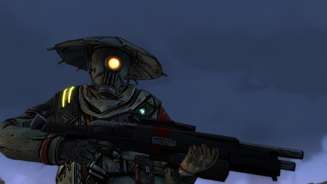 Tales from the Borderlands dude