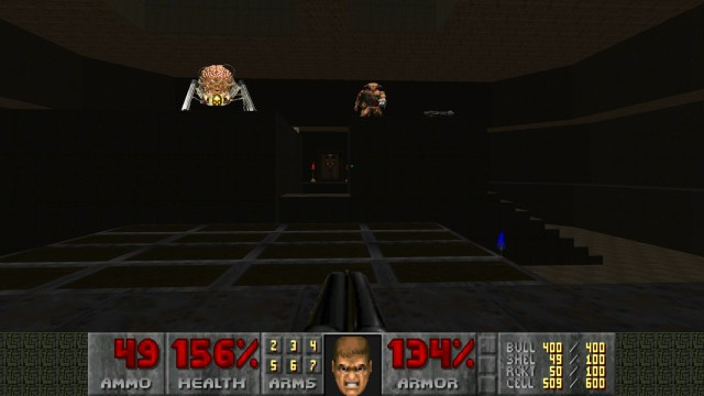 Doom 2 boss monsters