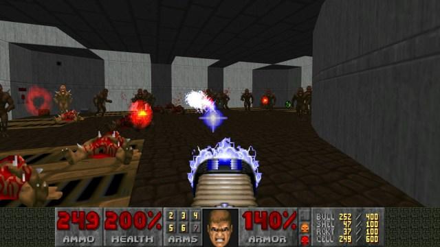 Doom 2 plasma