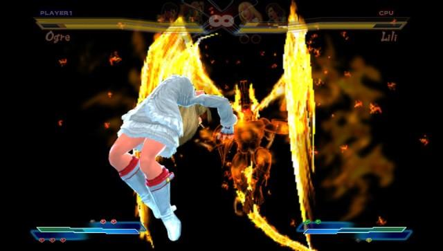 Street Fighter X Tekken  ogre