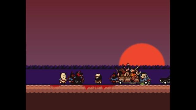 Lisa (game) slaughter