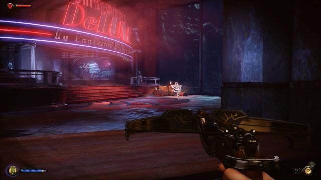 Bioshock Infinite crossbow